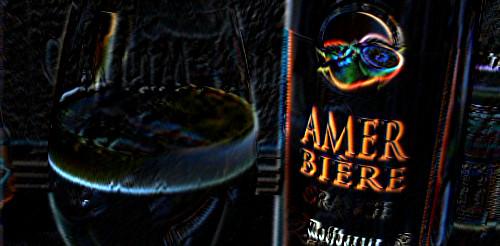 Gegen das Reinheitsgebot – Wolfberger Amer BièreOrange