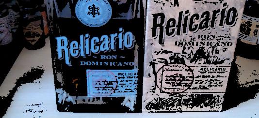 Karibischer Rosstäuscher – Relicario RonDominicano