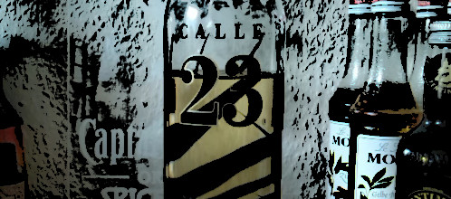 Fruchtbombe – Calle 23 Reposado Tequila