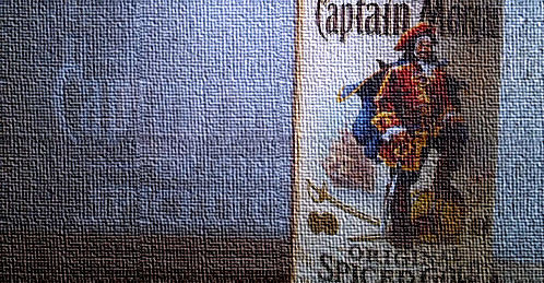 Piraten sind keine Rumkenner – Captain Morgan Original Spiced Gold Rum