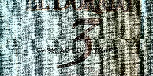 El Dorado Cask Aged 3 Years Titel