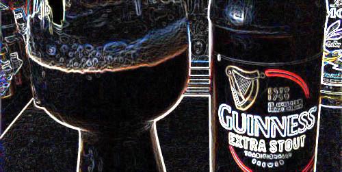 My goodness! Guinness ExtraStout