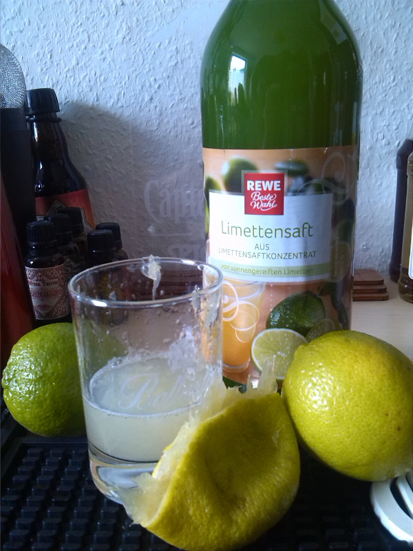 Limettensaft 1