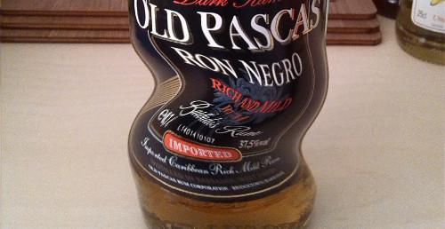 Nadel im Heuhaufen – Old Pascas Ron Negro BarbadosRum