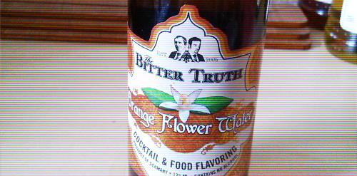 Könnte aus der Glockengasse stammen – The Bitter Truth Orange FlowerWater