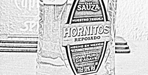 Horny, horny, horny – Sauza Hornitos TequilaReposado