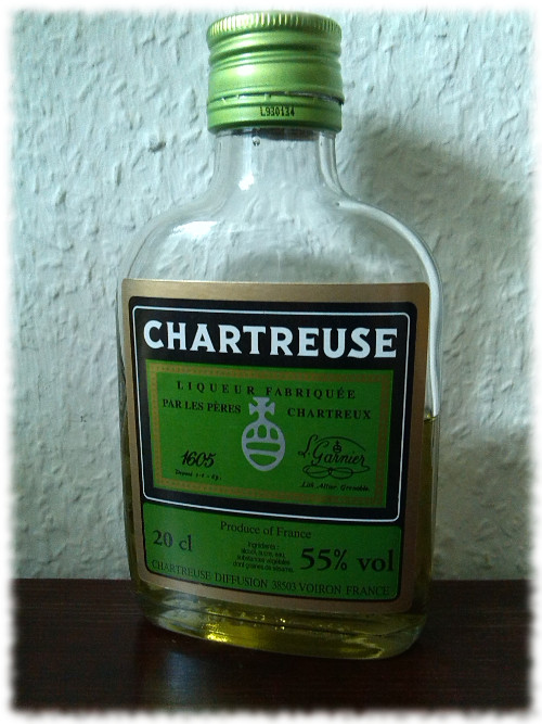 Chartreuse Grün