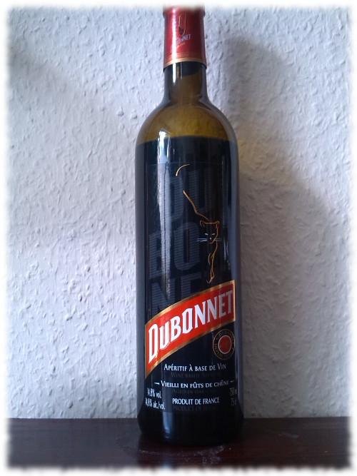 dubonnet-flasche