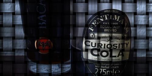 Neugier ist der Pepsi Tod – Fentimans CuriosityCola