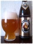 Franziskaner Hefeweizen Flasche