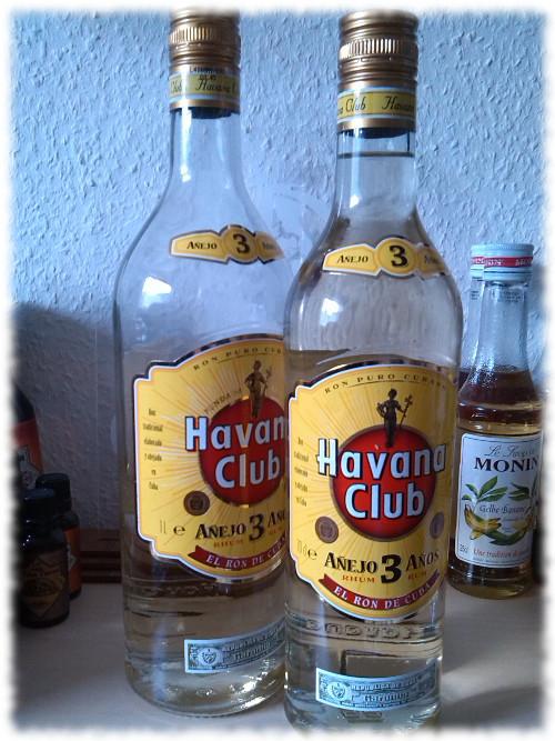 Club wie havana trinkt man Womit kann
