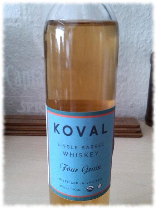 Koval Four Grain Etikett
