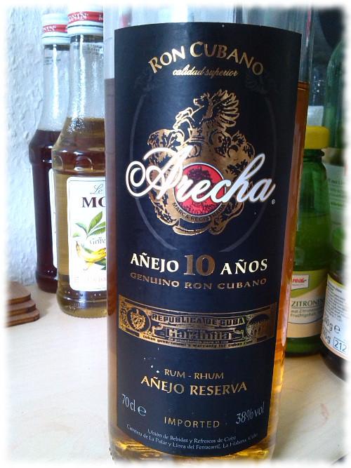 ron-arecha-etikett