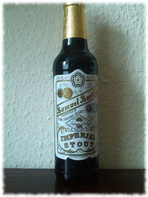 Samuel Smith's Imperial Stout Flasche