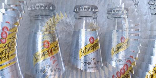 Man kann es drehen und wenden wie man will – Schweppes Dry TonicWater