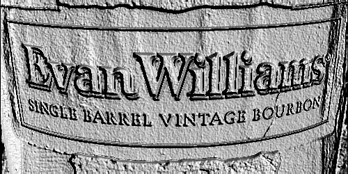 Jahrein, jahraus – Evan Williams Single Barrel Vintage 2004 Bourbon