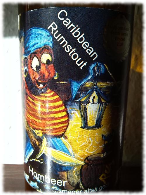 hornbeer-caribbeanrumstout-etikett