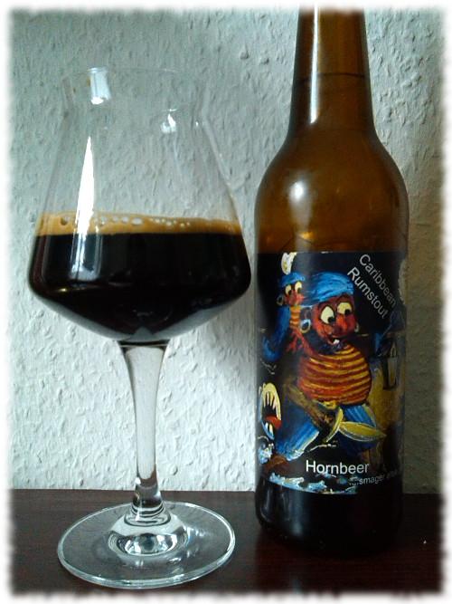hornbeer-caribbeanrumstout-flasche