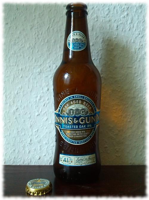 Innis & Gunn Toasted Oak IPA Flasche