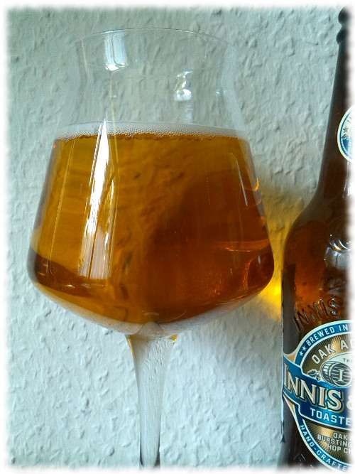 Innis & Gunn Toasted Oak IPA Glas