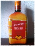 Le Favori Triple Sec Liqueur à l'Orange Flasche