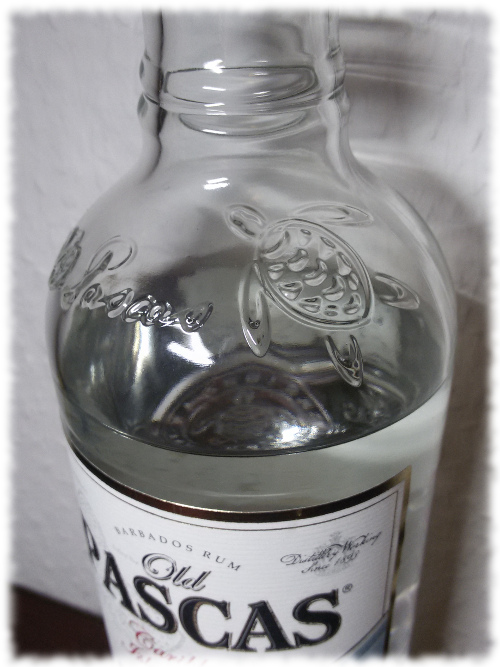 Old Pascas Barbados White Rum Details