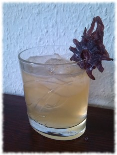 Red Stag, Ginger and Lime