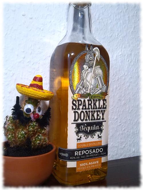 sparkledonkey-flasche