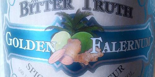 Die ganze Karibik in einer Flasche – The Bitter Truth Golden Falernum Spiced RumLiqueur