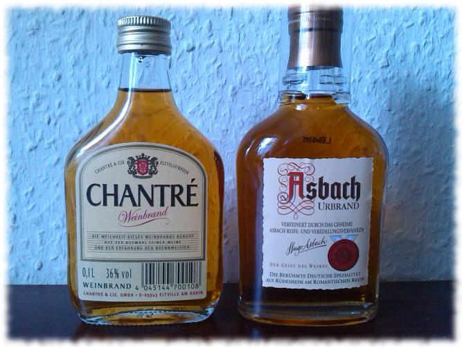 Chantré vs Asbach Urbrand