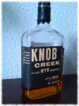 knobcreekrye-flasche