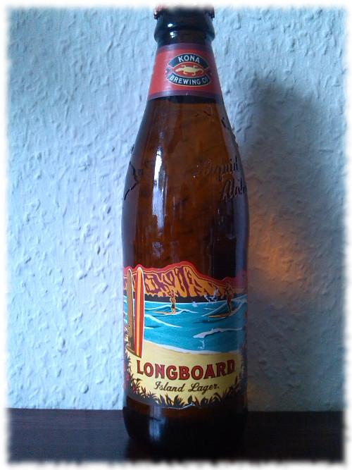 Kona Longboard Flasche