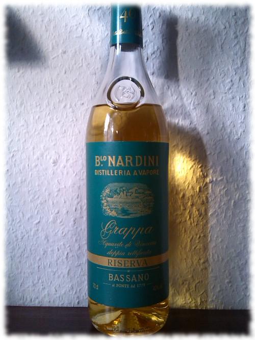 nardinigrappariserva40-flasche