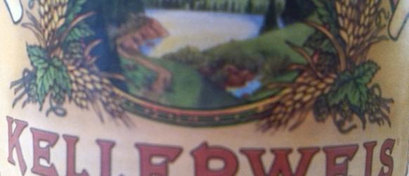 Let's have a hefeweizen in the beer garden – Sierra Nevada KellerweisHefeweizen