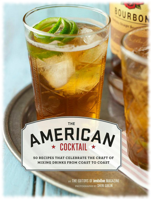 The American Cocktail Cover