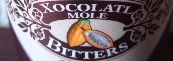 The Bitter Truth Xocolatl Mole Bitters Titel