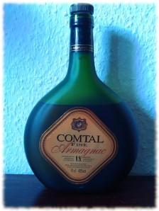 Comtal Armagnac Flasche