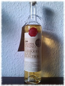 Grappa Nonino Barriques Aged Selection Flasche