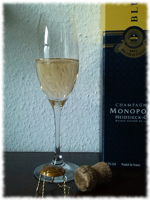 Heidsieck Blue Top Glas