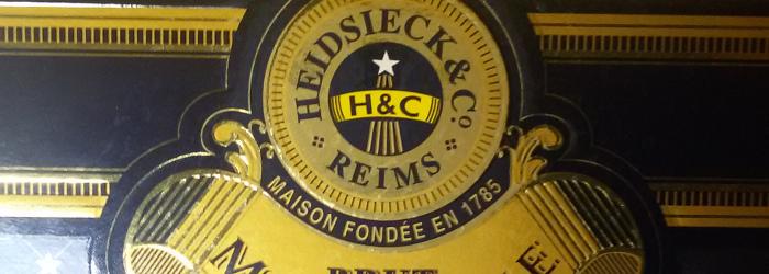 Säure zehrt, Süße nährt – Heidsieck & Co. Monopole Blue Top BrutChampagne