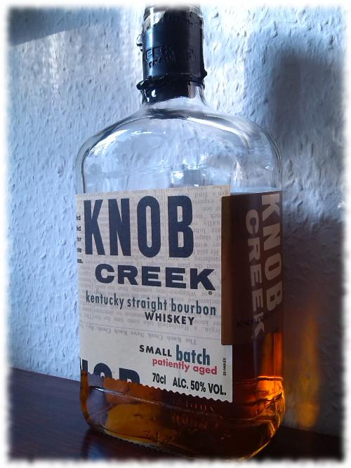 knobcreek-bourbon-flasche