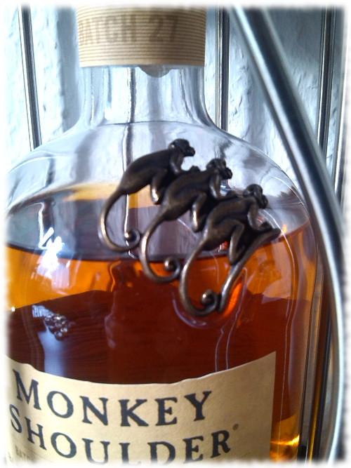 Monkey Shoulder Detail