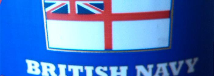 Pusser's British Navy Rum Titel