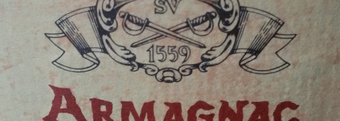 Armagnac Saint-Vivant Titel