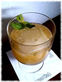 DeGroff's Whiskey Smash