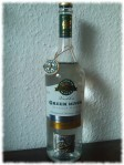 Green Mark Vodka Flasche