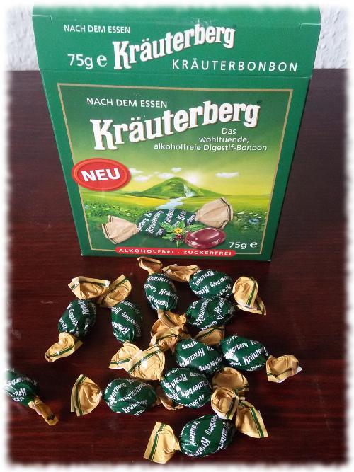 Kräuterberg Kräuterbonbons