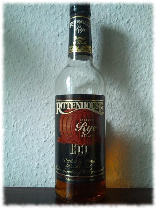 Rittenhouse Rye BiB Flasche