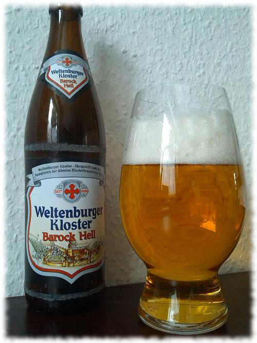 Weltenburger Kloster Barock Hell