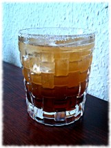 Asam Bock Beer Cocktail